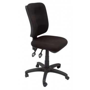 Fully Ergonomic Task Chair - Square High Back