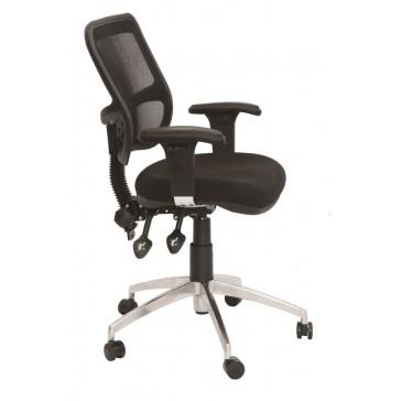 Mesh Ergonomic Office Chair - Medium Back