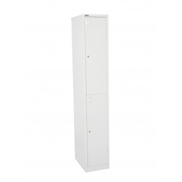 Value Two Door Steel Locker