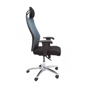 Manhattan Executive Office Chair - High Back Aqua
