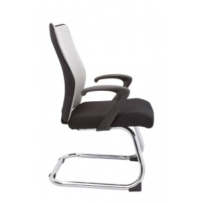 Manhattan Visitors Office Chair - Medium Back