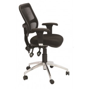 Mesh Ergonomic Office Chair - Medium Back