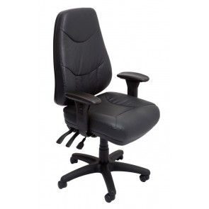 Captain Executive Office Chair Leather