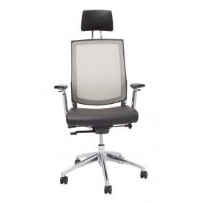 Ergo 2025 Executive Mesh Chair - High Back Front Sliver