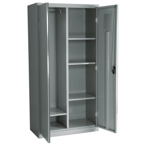 Value Executive Stationary Cupboard with Doors