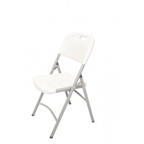 Folding Poly Seat & Back Folding Chair
