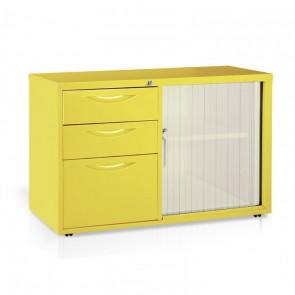 Premium Tambour Caddie Yellow