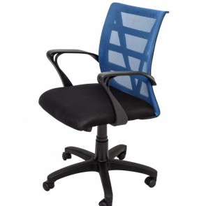 Dexter Ergonomic Mesh Office Chair blue